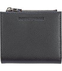 emporio armani open wallet