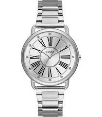 reloj guess kennedy/w1149l1 - plateado