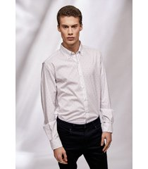 camisa blanca prototype orion