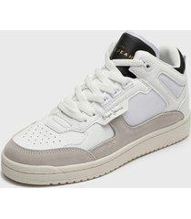 zapatilla urbana kurt retro blanco pepe jeans