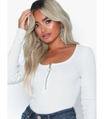 missguided 2 pack scoop neck body bodys