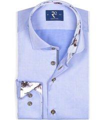 lichtblauw overhemd r2 ml 7