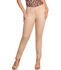 pantalón básico rosa adrissa caky