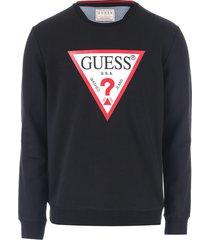 mens core logo crew sweatshirt