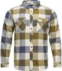 camisa lumberjack shirt crudo lippi
