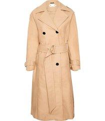 iw50 01 amber coat trenchcoat lange jas beige inwear