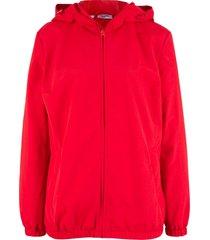 giacca antipioggia reversibile (rosso) - bpc bonprix collection
