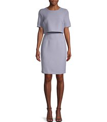 popover sheath dress