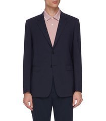 'chambers' virgin wool soft blazer
