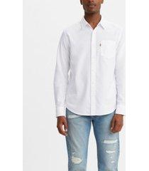 levi's men's classic 1 pocket shirt