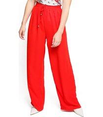pantalón meli rojo eclipse
