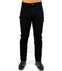 pantalón azul 5 bolsillos para hombre delascar pc0421