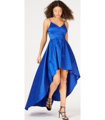 b darlin juniors' high-low gown