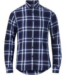 skjorta clive yarn dyed checked shirt