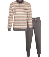 heren pyjama phpyh 1106a-3xl/58