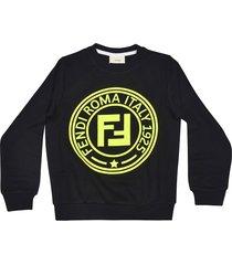 fendi stamp sweatshirt