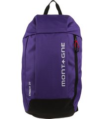 mochila violeta montagne ender 20l ultravioleta st