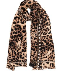inc animal chain pashmina, created for macy's