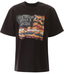 sacai funkadelic t-shirt