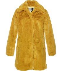 cappotto in pellicciotto sintetico (marrone) - bpc selection