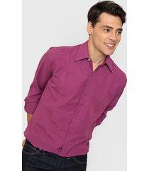 camisa violeta new astor rattier