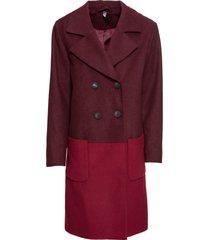 cappotto in misto lana (rosso) - rainbow