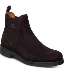 brookly chelsea shoes chelsea boots brun gant