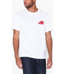 j lindeberg jordan-distinct cotton t-shirts & linnen white
