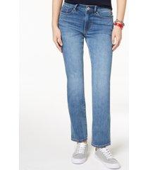 tommy hilfiger straight-leg jeans