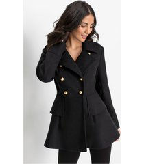 korte coat in military style