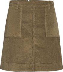 victoria skirt kort kjol grön fabienne chapot