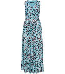 love moschino dress maxiklänning festklänning blå love moschino