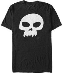 disney pixar men's toy story sid skull costume short sleeve t-shirt