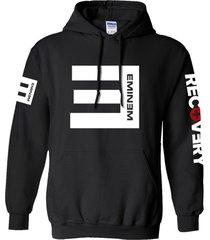 eminem inspired unisex top adult hoodie cotton blend pullover fleece sweatshirt