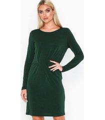vila viclassy l/s detail dress - noos klänningar