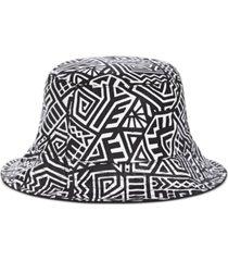 diop men's printed canvas bucket hat