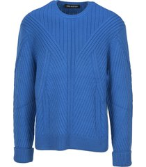 neil barrett knit sweater