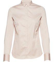 tilda shirt overhemd met lange mouwen roze mos mosh
