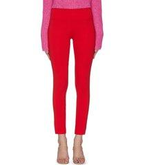 'scuba' skinny leggings