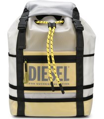 diesel f-suse backpack - white