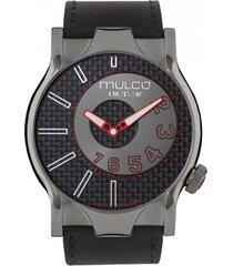 reloj couture nyc negro mulco