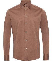 jersey overhemd business bruin eton