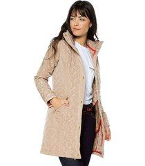 abrigo dama parka s5291
