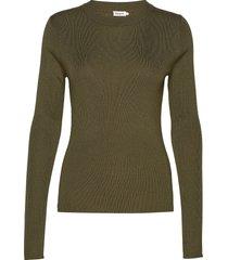 billy sweater gebreide trui groen filippa k