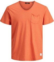 t-shirt jprblafeel oranje