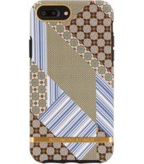 richmond & finch suite tie case for iphone 6/6s plus, 7 plus and 8 plus