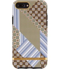 richmond & finch suite tie case for iphone 6/6s plus, 7 plus and 8 plus