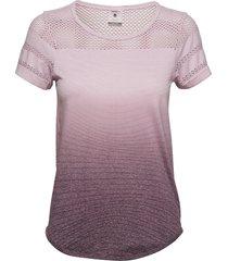 core fuseknit tee t-shirts & tops short-sleeved rosa craft
