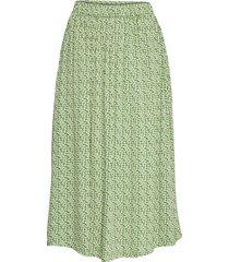 doma skirt lång kjol grön nué notes
