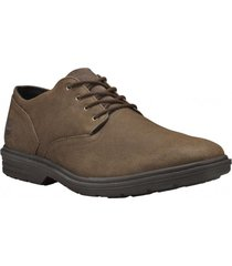 zapato  sawyer lane oxford café timberland